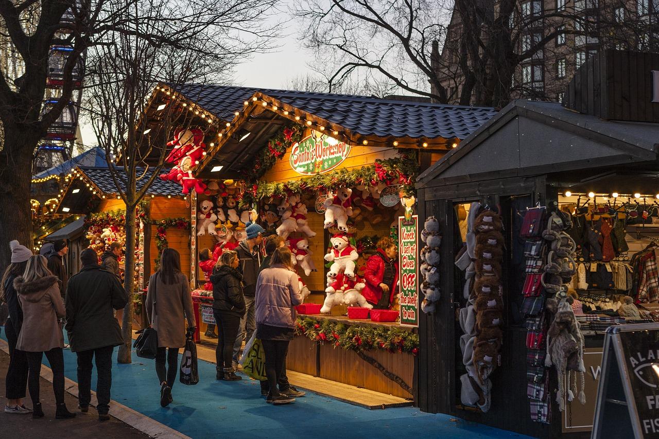 Festival y Mercadillo Puente a la Navidad