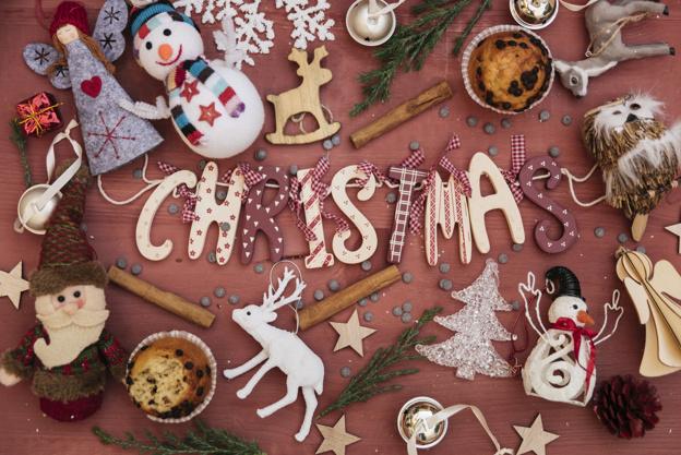 Taller Infantil Decoración Christmas